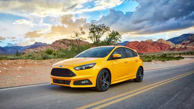 Ford Focus is listed (or ranked) 1 on the list Best Cars for Teens: New and Used, Ranked