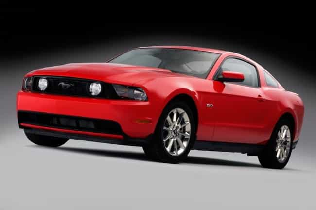 Ford Mustang Is Listed Or Ranked 1 On The List Fastest Affordable Cars