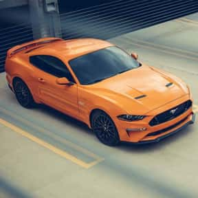 Ford Mustang is listed (or ranked) 8 on the list The Best Cars of 2019