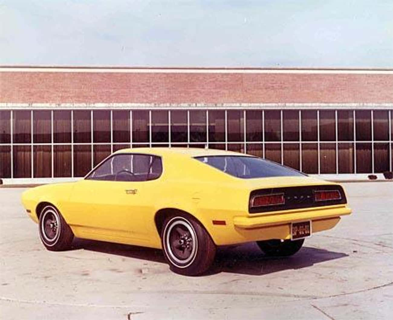 Ford Pinto is listed (or ranked) 2 on the list Full List of Ford Models