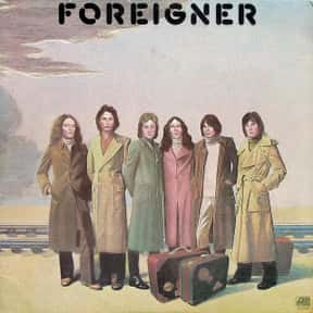 Foreigner is listed (or ranked) 4 on the list Musicians Who Belong In The Rock And Roll Hall Of Fame