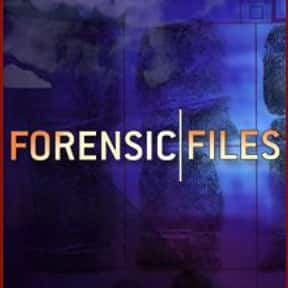 Forensic Files is listed (or ranked) 1 on the list The Best True Crime TV Shows