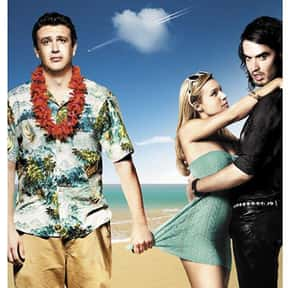 Forgetting Sarah Marshall is listed (or ranked) 18 on the list The Best Romance Movies Rated R