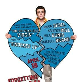 Forgetting Sarah Marshall is listed (or ranked) 14 on the list The Best R-Rated Comedies