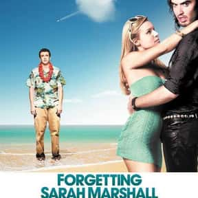 Forgetting Sarah Marshall is listed (or ranked) 4 on the list Great Movies Set on the Beach