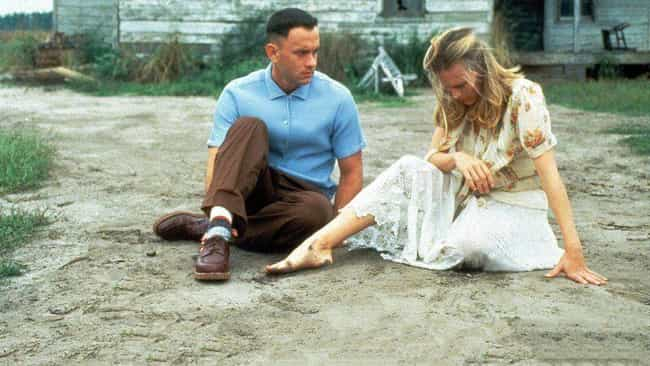 Forrest Gump is listed (or ranked) 1 on the list Movie Endings That Are Better Than The Books They Were Based On