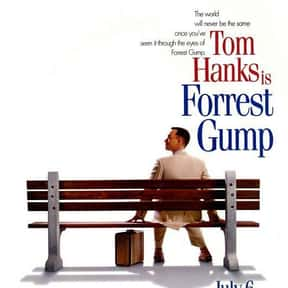 Forrest Gump is listed (or ranked) 1 on the list The Best Oscar-Nominated Movies of the '90s