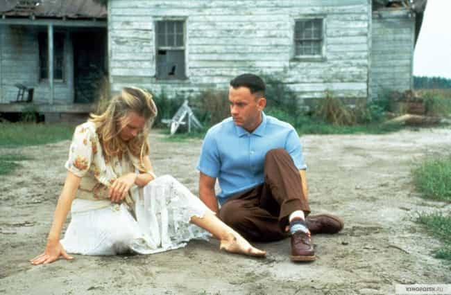 Forrest Gump is listed (or ranked) 1 on the list 17 Oscar-Winning Movies That Got Away With Not Explaining Major Things