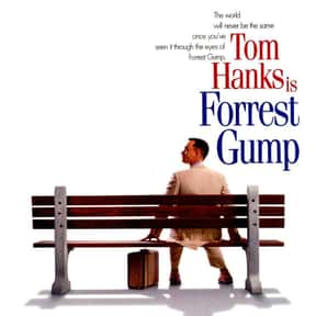 Forrest Gump is listed (or ranked) 1 on the list The Most Inspirational Movies Ever