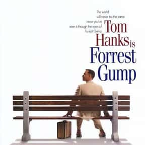 Forrest Gump is listed (or ranked) 1 on the list The Greatest Film Scores of All Time