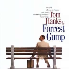Forrest Gump is listed (or ranked) 5 on the list The Top Tearjerker Movies That Make Men Cry