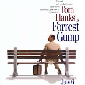 Forrest Gump is listed (or ranked) 1 on the list The Best Inspirational Movies