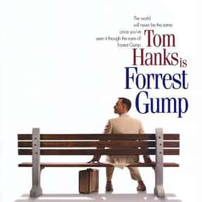 Forrest Gump is listed (or ranked) 2 on the list The Best Movies That Are Super Long