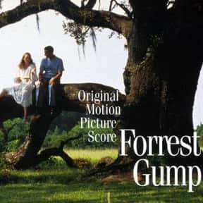 Forrest Gump is listed (or ranked) 1 on the list The Greatest Soundtracks of All Time