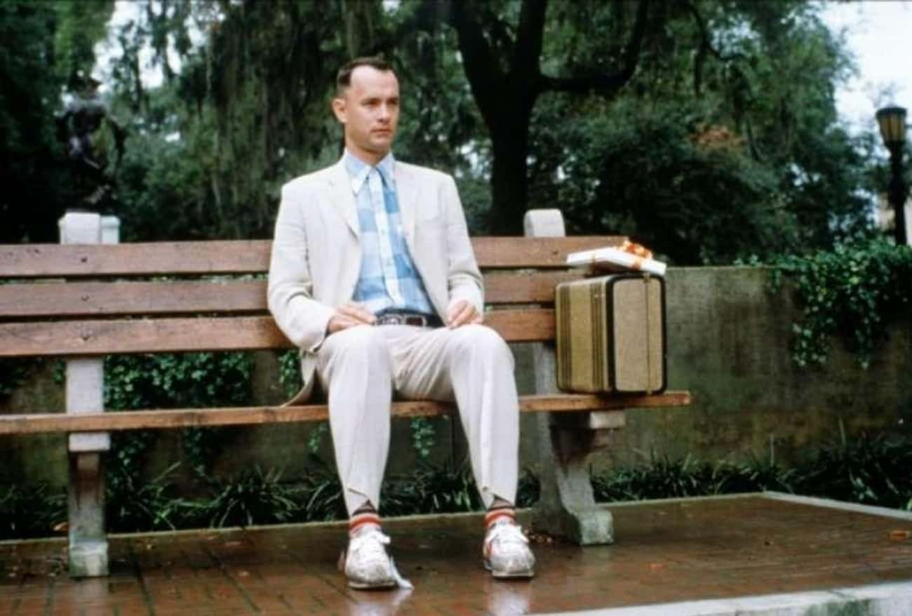 Forrest Gump Tells A Story That Relates To Each Person He Speaks With In The Film