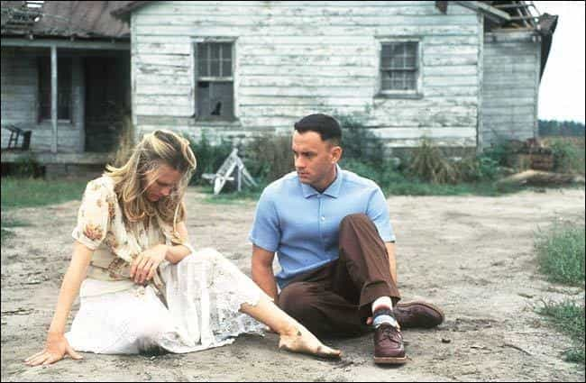 Forrest Gump is listed (or ranked) 2 on the list Film and TV Characters Most Doomed to Spend Forever in the Friendzone