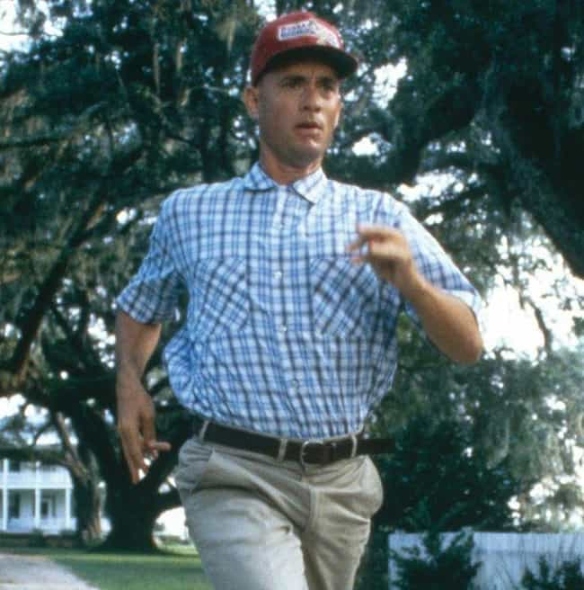 Forrest Gump is listed (or ranked) 5 on the list 10 Fictional Characters Who Are Way Richer Than You Think (And 3 Who Are Poorer)
