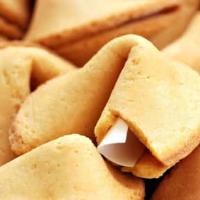 Fortune Cookie is listed (or ranked) 23 on the list The Very Best Types of Cookies, Ranked