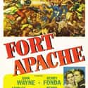 Fort Apache is listed (or ranked) 40 on the list The Best Western Movies Ever Made