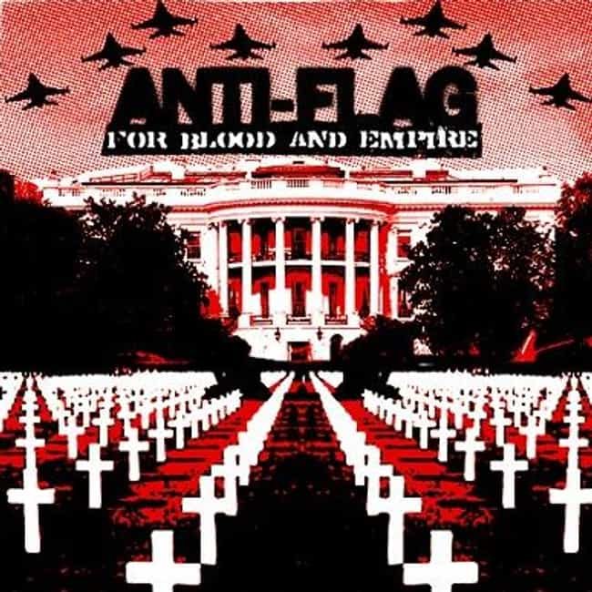 For Blood and Empire is listed (or ranked) 1 on the list The Best Anti-Flag Albums of All Time