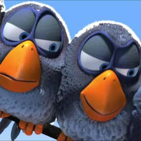 For the Birds is listed (or ranked) 1 on the list The Best Pixar Shorts, Ranked