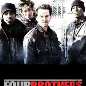 Four Brothers is listed (or ranked) 9 on the list The Best Movies About Brothers