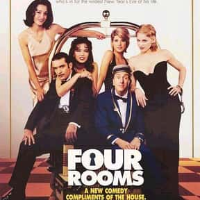 Four Rooms is listed (or ranked) 3 on the list The Best Salma Hayek Movies