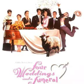Four Weddings and a Funeral is listed (or ranked) 11 on the list The Best Rowan Atkinson Movies