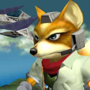 Fox McCloud is listed (or ranked) 12 on the list The Greatest Fox Characters of All Time