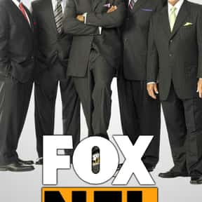 Fox NFL Sunday is listed (or ranked) 13 on the list The Best Sports TV Shows