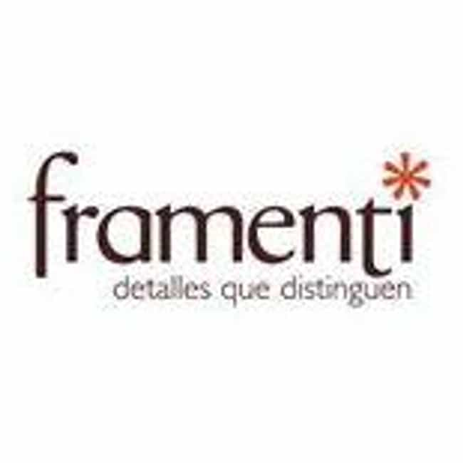 Framenti is listed (or ranked) 3 on the list Companies Founded in Mexico City