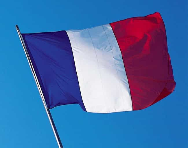 France is listed (or ranked) 3 on the list The Countries Of Antarctica