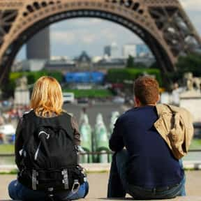 France is listed (or ranked) 1 on the list The Best Countries to Backpack
