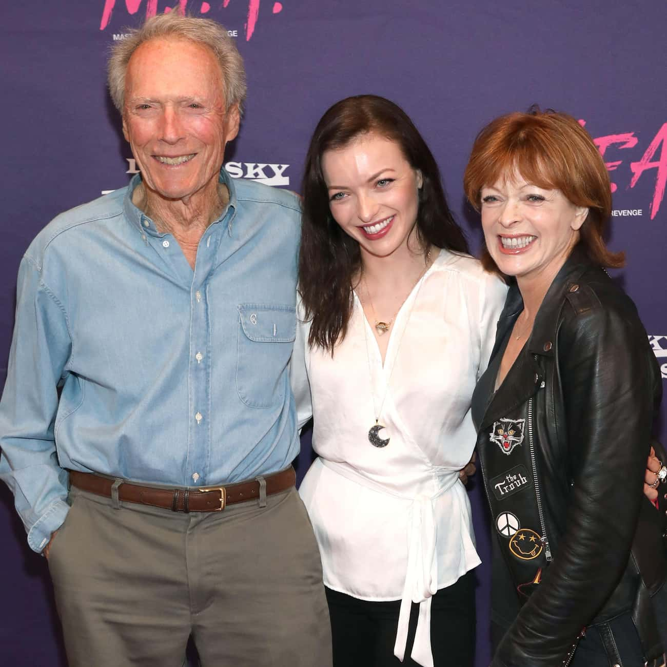 Frances Fisher is listed (or ranked) 4 on the list Clint Eastwood Loves and Hookups