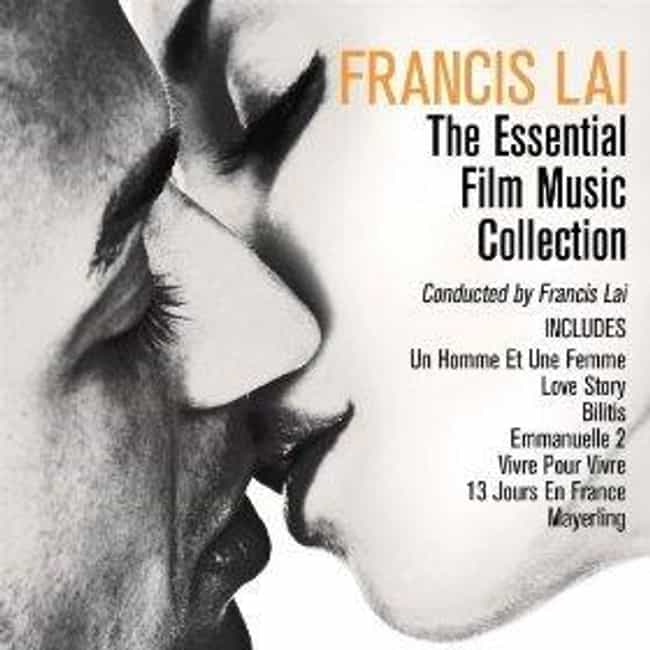 Francis Lai is listed (or ranked) 3 on the list List of Famous Accordionists