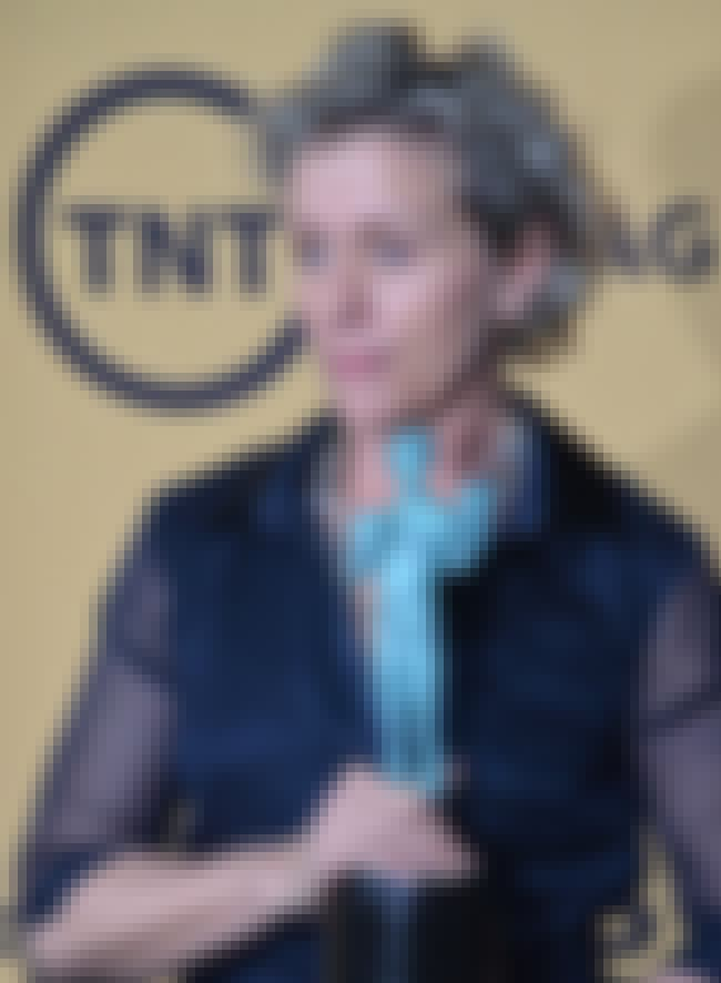 Frances McDormand is listed (or ranked) 2 on the list Every Person And Company In Hollywood Who Has An Inclusion Rider