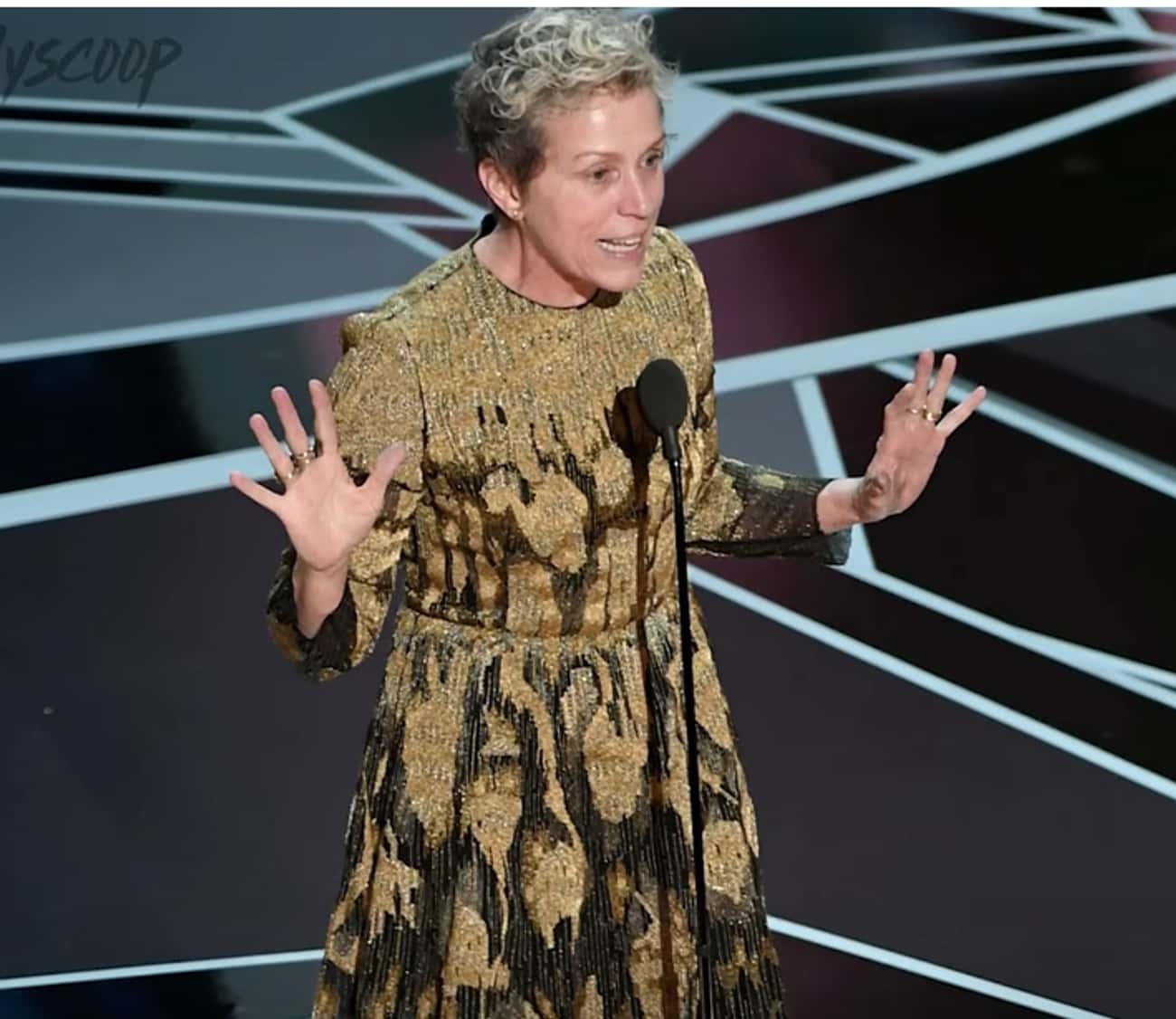 Frances McDormand is listed (or ranked) 1 on the list The Best Dressed Oscar Winning Ladies of the Millennium