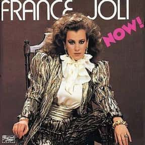 France Joli is listed (or ranked) 20 on the list The Best Disco Bands/Artists