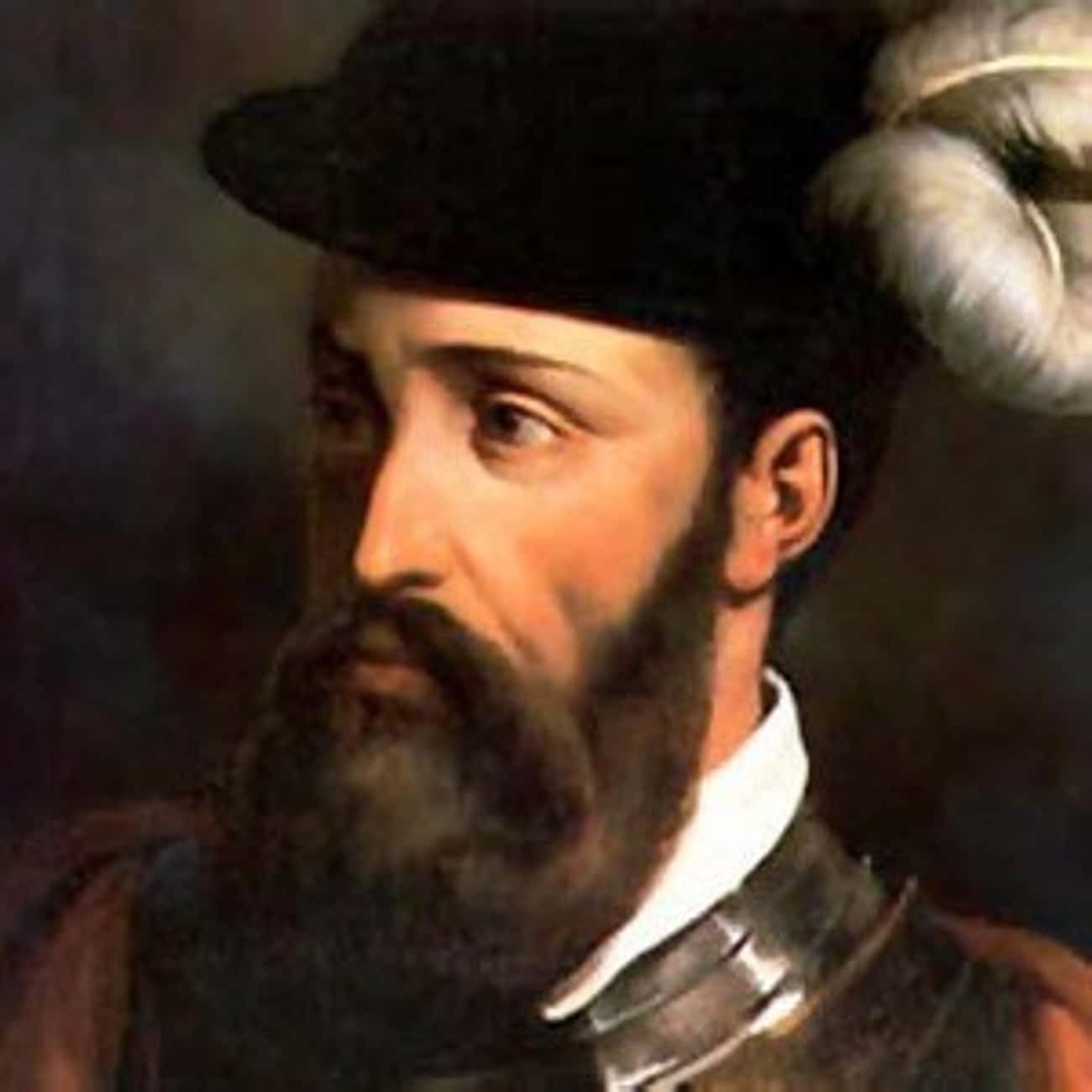 Francisco Pizarro is listed (or ranked) 1 on the list List of Famous Conquistadors