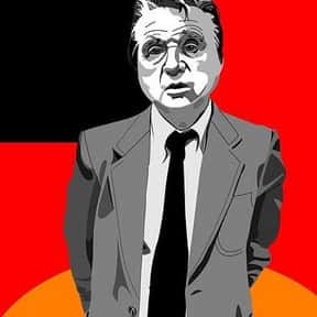 Francis Bacon is listed (or ranked) 10 on the list List of Famous Visual Artists