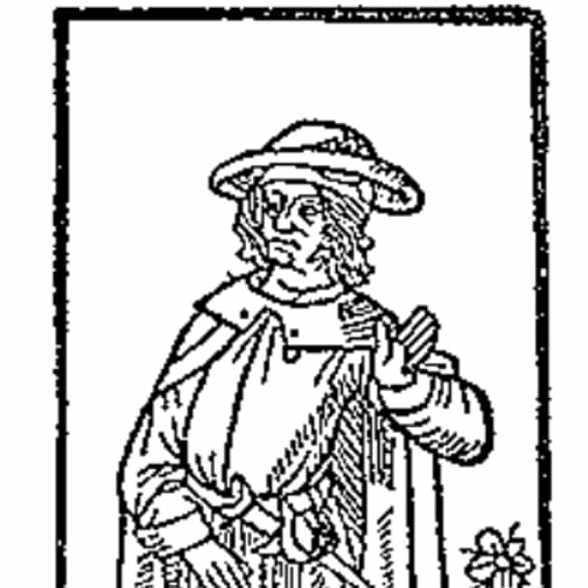 François Villon ... is listed (or ranked) 10 on the list Writers Who Killed People