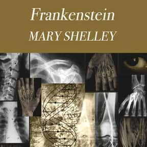 Frankenstein is listed (or ranked) 5 on the list The Greatest Science Fiction Novels of All Time