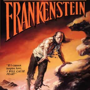 Frankenstein is listed (or ranked) 24 on the list NPR's Top 100 Science Fiction & Fantasy Books