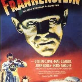 Frankenstein is listed (or ranked) 5 on the list The Greatest Classic Sci-Fi Movies