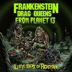 Frankenstein Drag Queens from  is listed (or ranked) 10 on the list The Best Glam Punk Bands
