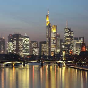 Frankfurt - 50°7'N is listed (or ranked) 11 on the list All Global Cities, Listed North to South