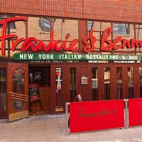 Frankie & Benny's is listed (or ranked) 17 on the list The Best Restaurant Chains of the UK