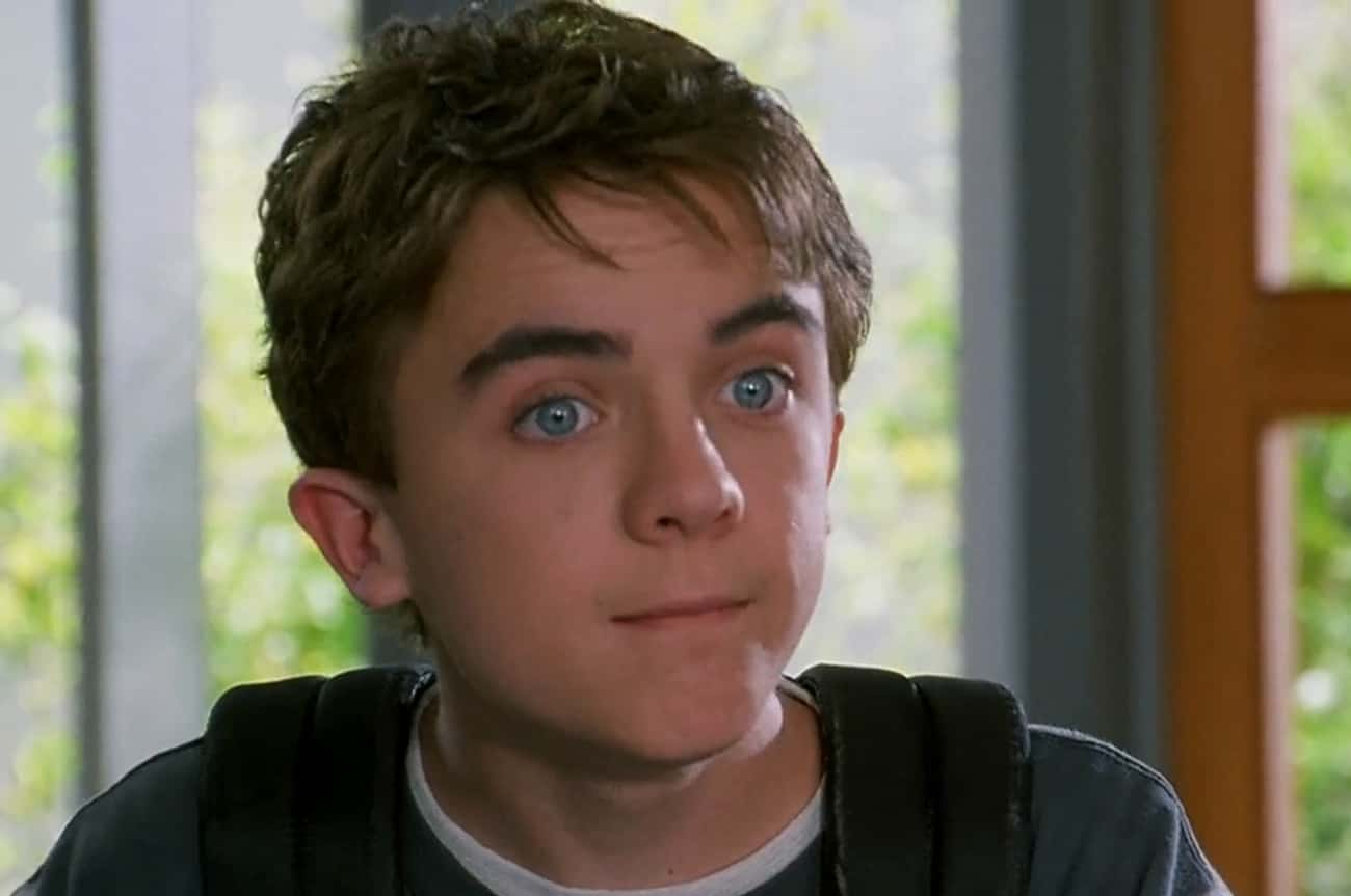 Frankie Muniz –Then is listed (or ranked) 1 on the list Here's What Happened To The Child Actors From Your Favorite Early '00s Movies
