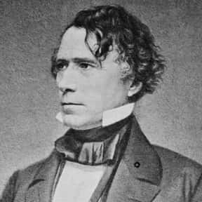 Franklin Pierce is listed (or ranked) 6 on the list Famous People Named Frank