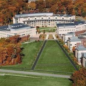 Franklin W. Olin College of En is listed (or ranked) 1 on the list The Top 10 US Colleges With Innovative College Programs